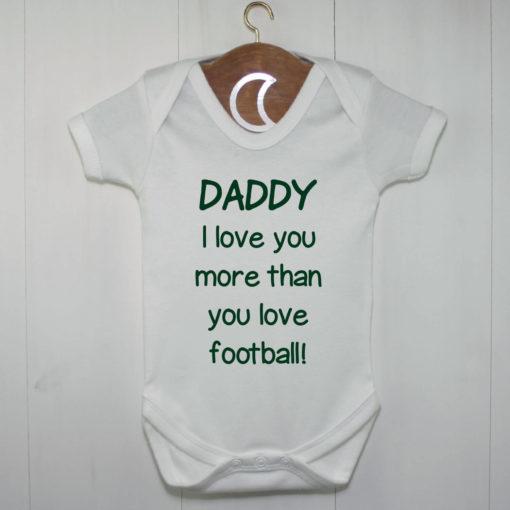 Baby Grow Football