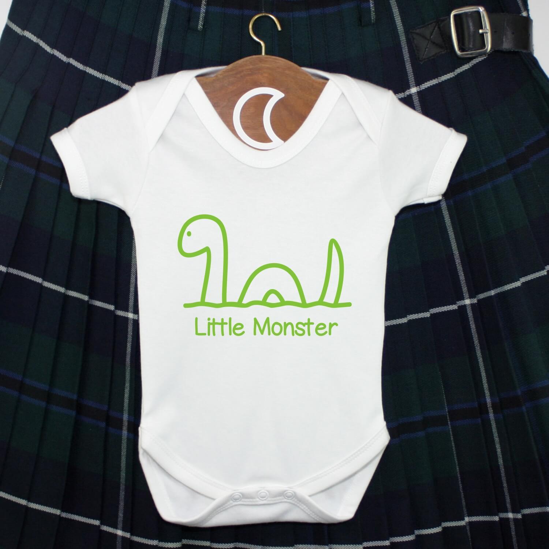 Scottish Baby Shower Gift