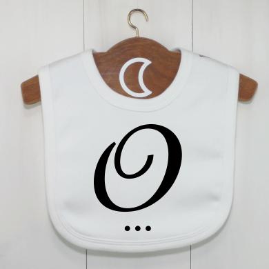monogram-baby-bib-o