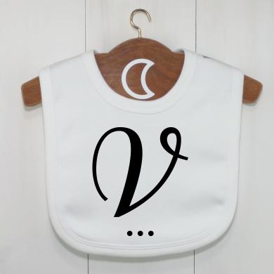 monogram-baby-bib-v