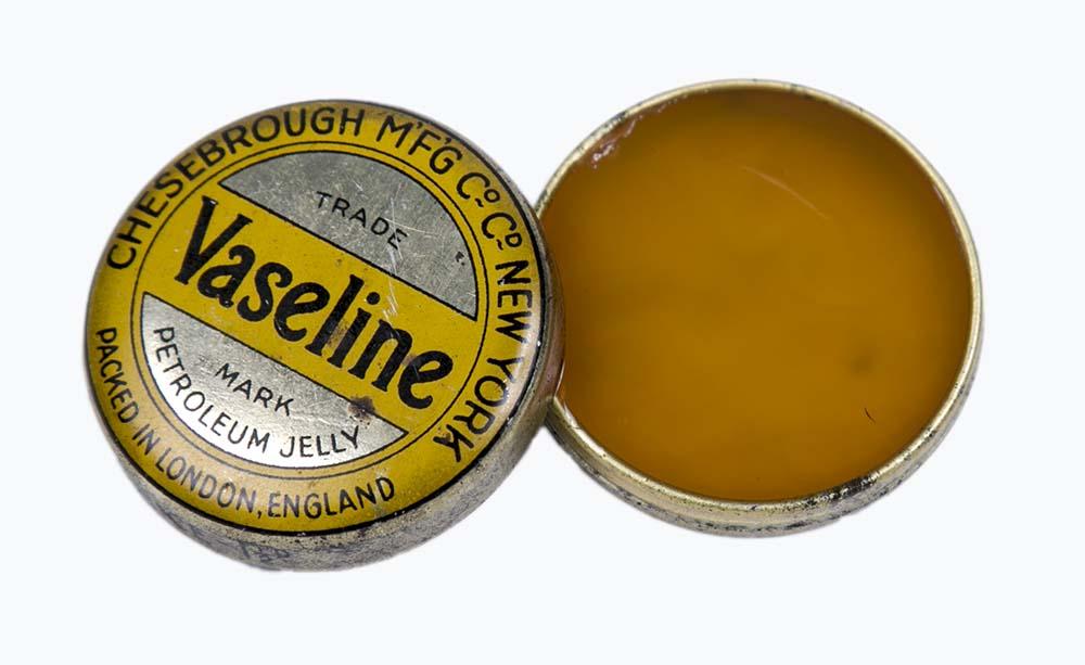 Nappie Rash Lube Vaseline Old Tin