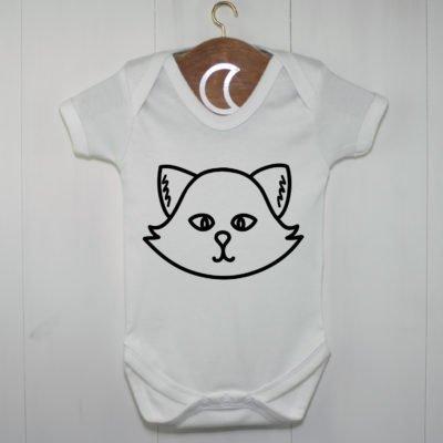 Baby Gift Cat Baby Grow