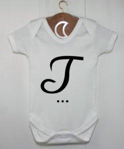 Monogram Baby Grow J
