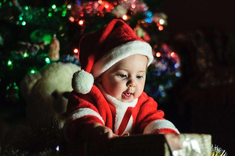 Christmas Baby Our Christmas