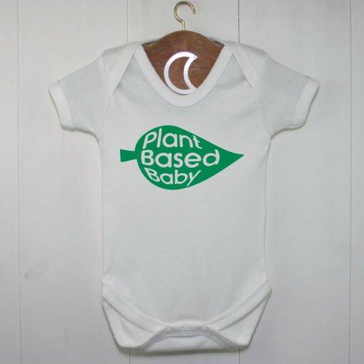 Plant Based Baby Grow