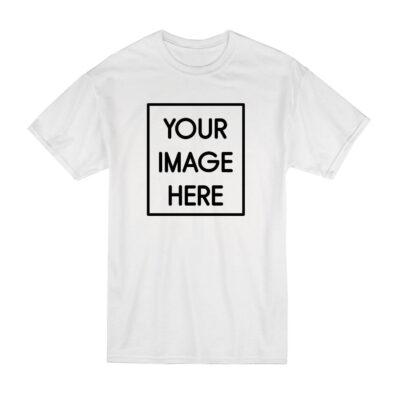 Printed Kids T-Shirts Upload Image Or Photo